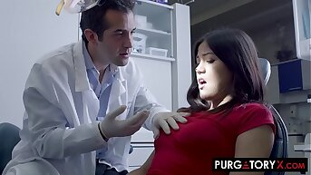 PURGATORYX The Dentist Vol 1 Part 1 round Kendra Spade