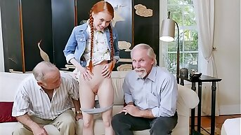 BLUE PILL Forebears Public - Old Forebears Public Shagging y. Compilation Video!